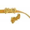 Slider - Bow (20pcs) 30mm Gold